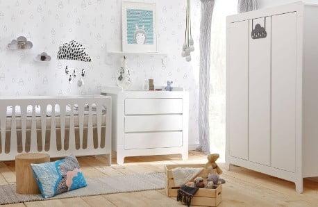 Nábytek Pinio a další kousky do dětských pokojů