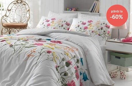 Lenjerii de pat și cuverturi pentru un dormitor armonios