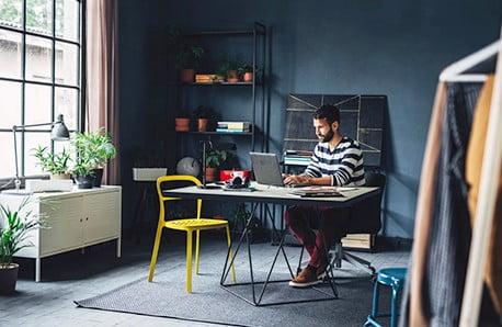Inspirație: design interior pentru bărbați