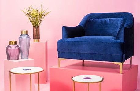 Vše skladem: Barevný interiér s Kare Design