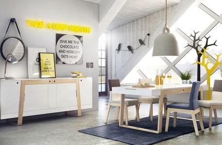 Design atemporal și culori discrete