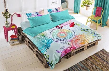 Lenjerii de pat din bumbac, de la HIP și Good Morning