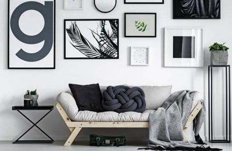 Canapele elegante și accesorii cu stil