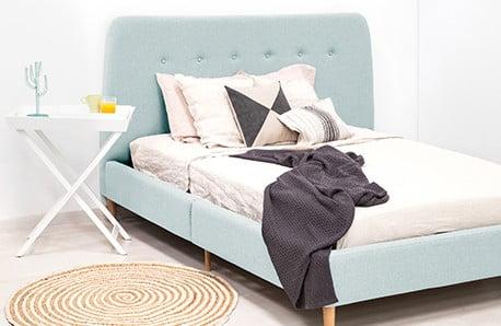 Komfortní spánek v posteli Vivonita Mae