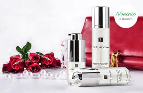 Cosmetice împotriva ridurilor și imperfecțiunilor pielii