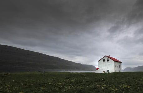 Apartament în stil islandez