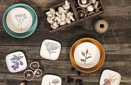 Lesní a zvířecí motivy do obýváku, kuchyně iložnice
