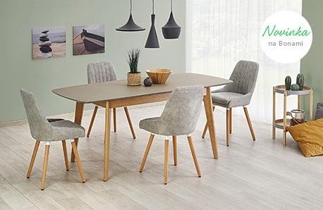 Jídelní stoly a židle, které zpestří rodinné sešlosti♥