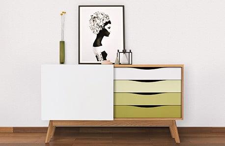 Umpleți-vă spațiul de locuit cu vitalitate și design modern
