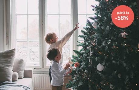 Pentru că nu ar mai fi Crăciun fără el