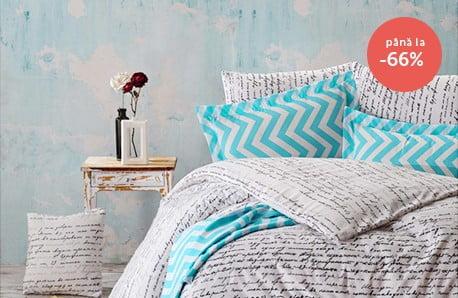 Cuverturi și lenjerii de pat, pentru un dormitor perfect