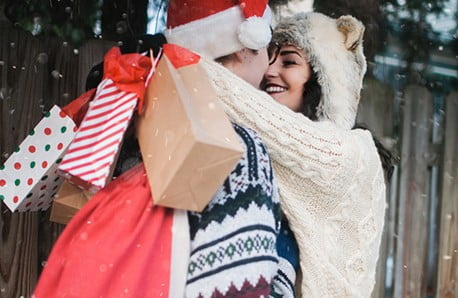 Un Crăciun în pas cu moda