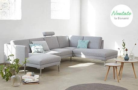 Canapele confortabile în stil scandinav ♥