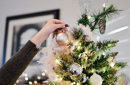 Vánoční výzdoba a tipy na zdobení stromečku