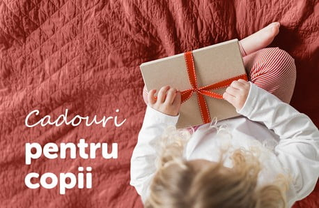 Cadouri originale pentru fete și băieți