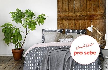 Povlečení i ručníky prémiové kvality