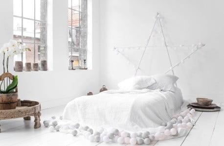 Lenjerii de pat, decorațiuni și pături