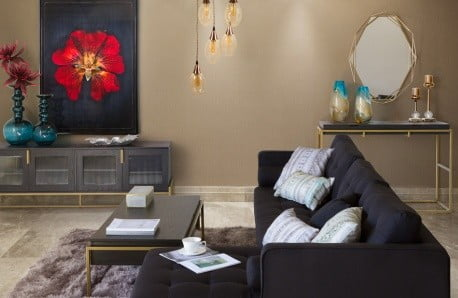 Eklektický styl bydlení