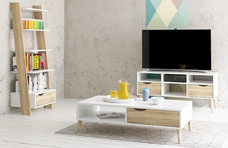 Nábytek, v němž se snoubí design s praktičností
