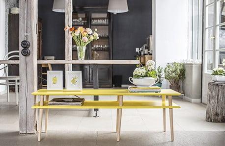 Objevte kouzlo barevného nábytku Ragaba