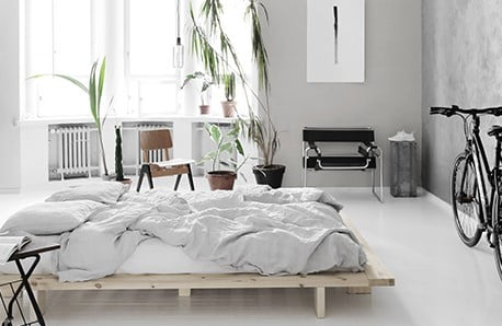 200+ stylových komod, šatníků, postelí a nočních stolků