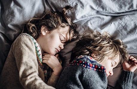 Nejoblíbenější činnost? Spánek ♥