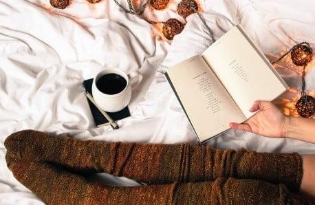 Tak dnes zůstaňte v posteli a nic nedělejte