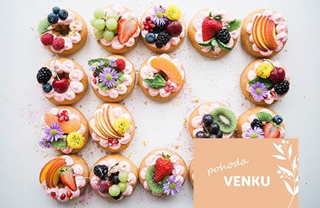 Napečte krásné sladkosti s formami Nordic Ware