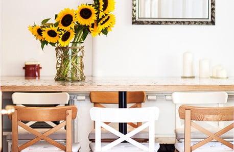 Nábytek do jídelny, ložnice, obýváku i předsíně