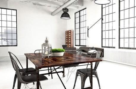 Jednoduchý, praktický a originální styl bydlení