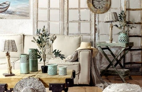 Nábytek a dekorace pro boho bydlení