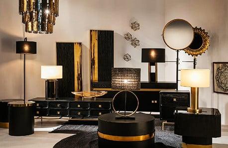 Thai Natura: Zlatá barva vévodící glamour interiéru