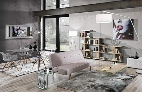 Moderní kousky pro moderní interiér