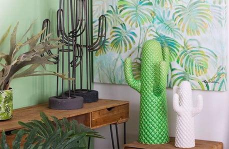 Vázy, koše a keramika do domu i na zahradu