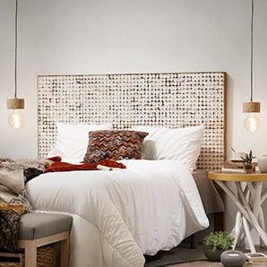 Elegantní vybavení ložnice v moderním pojetí