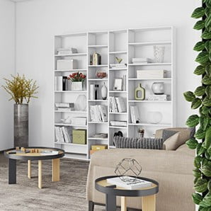 Biblioteci și rafturi în fiecare cameră