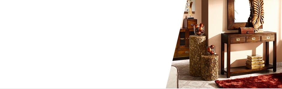 Moycor: Luxusní nábytek adekoracevonící dřevem