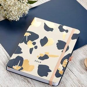 Diáře, lepíky i něžně laděné zápisníky♥