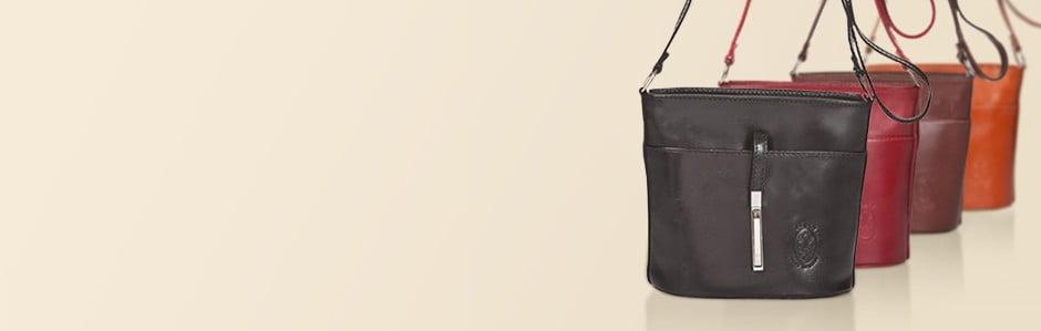 Kožené kabelky Markese seslevou 83 %