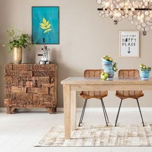 Nadčasový a přitom historií inspirovaný nábytek a dekorace