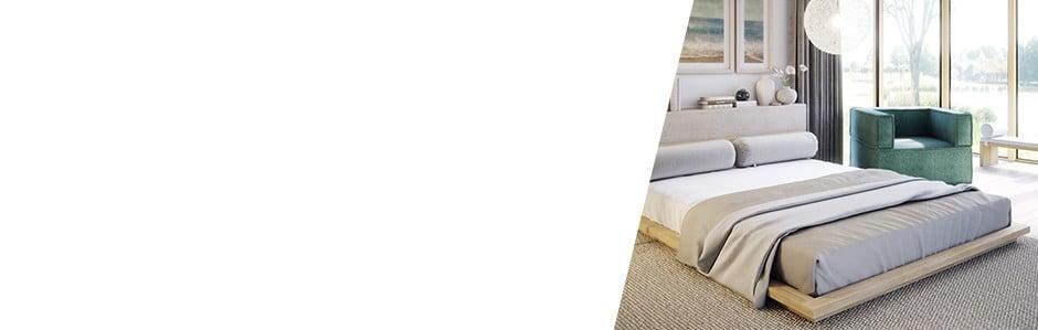 Výprodej nábytku skladem: Ložnice a pracovna