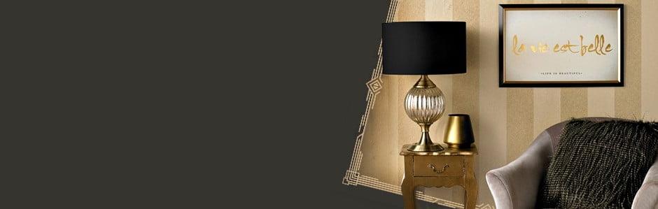 Bydlení inspirované luxusnímstylem Art Deco