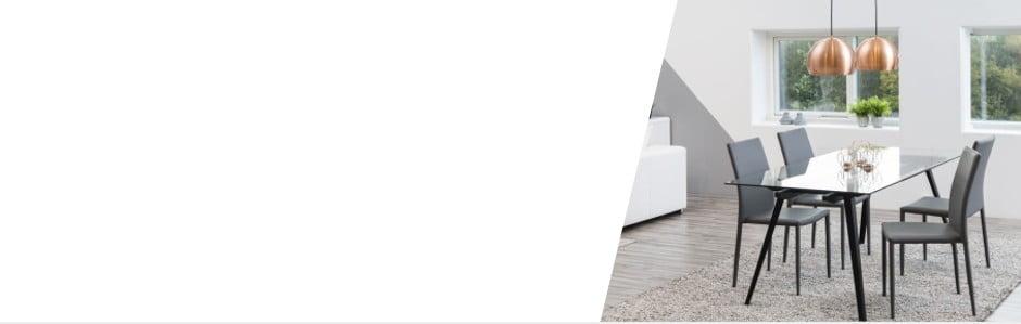 Sufragerie modernă pentru clipelecufamilia