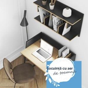 Lucrați eficient dintr-o încăpere cu stil