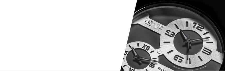 Pánské hodinky So&Co New York