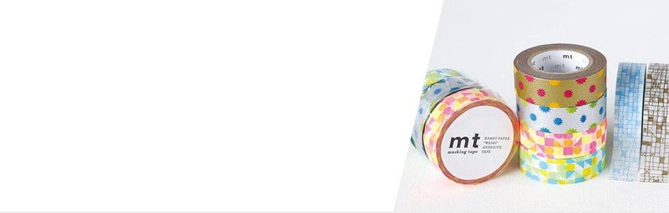Washi páska, naše láska♥