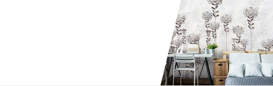 Proměňte svůj interiér svelkoformátovými tapetami