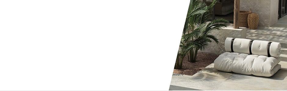 Karup OUT: canapele și fotolii pentru terasă