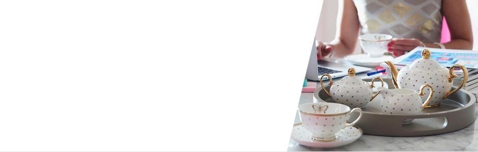 Nesmírně sladký stůl s Bombay Duck