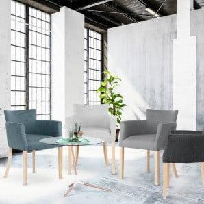 Francouzské židle, na kterých bude radost sedět ♥